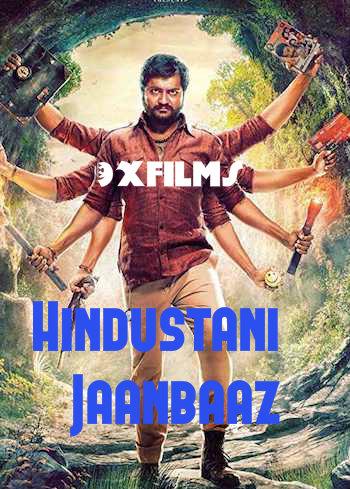 Hindustani Jaanbaaz 2018 HDTV 720p Hindi Dubbed 1.1GB