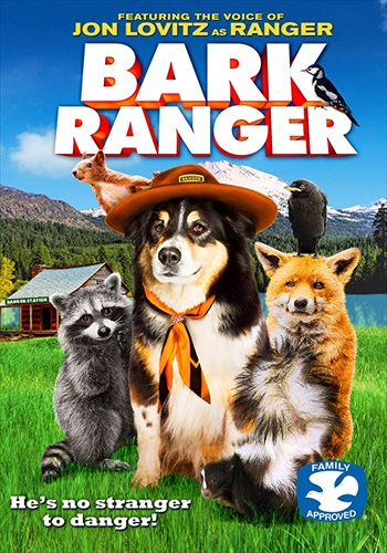 Bark Ranger 2015 WEBRip 720p Dual Audio Hindi 800MB