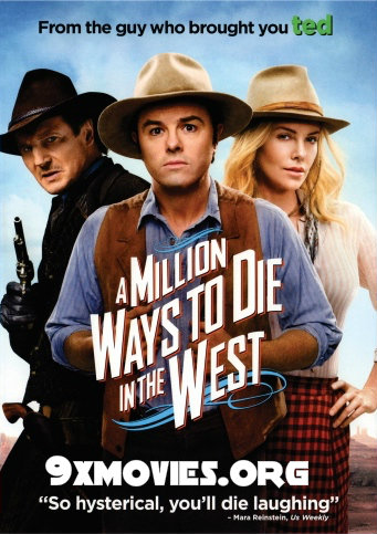 A Million Ways to Die in the West 2014 English Bluray Movie Download