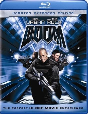 Doom 2005 UNRATED Dual Audio Hindi 480p BluRay 300mb