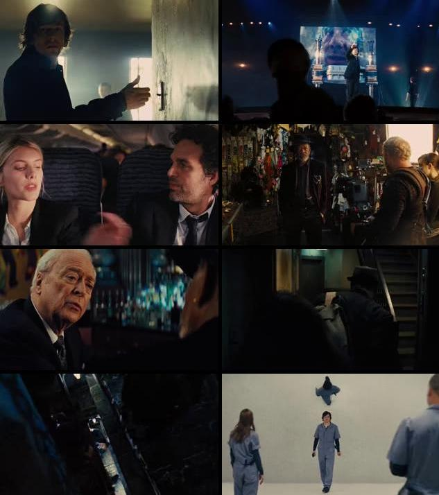 Now You See Me 2013 Dual Audio Hindi 480p BRRip