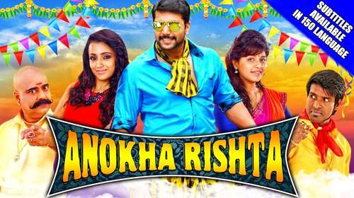 Anokha Rishta 2018 Hindi Dubbed Full Movie 480p Download