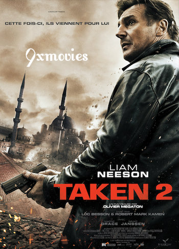 Taken 2 2012 UNRATED EXTENDED English Bluray Movie Download