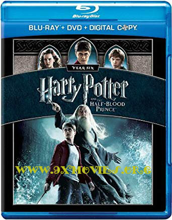 Harry Potter And The Half Blood Prince 2009 Dual Audio Hindi Bluray Movie Download