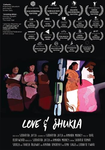 Love And Shukla 2017 HDRip 720p Hindi 900MB