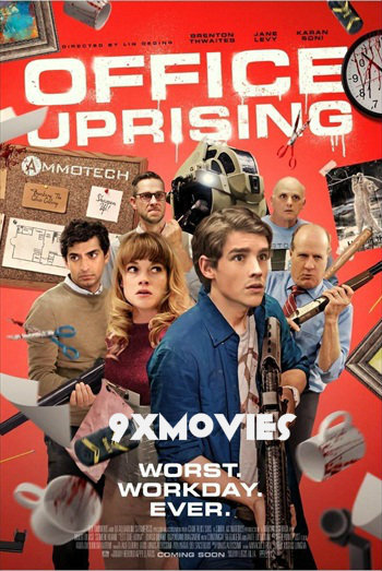 Office Uprising 2018 English 720p WEB-DL 700MB ESubs