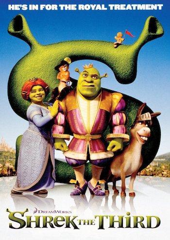 Shrek The Third 2007 Dual Audio Hindi Full Movie Download