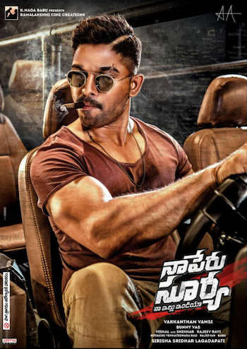 Naa Peru Surya 2018 Telugu Full Movie Download
