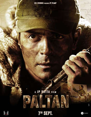 Paltan 2018 Hindi 700MB Pre-DVDRip x264