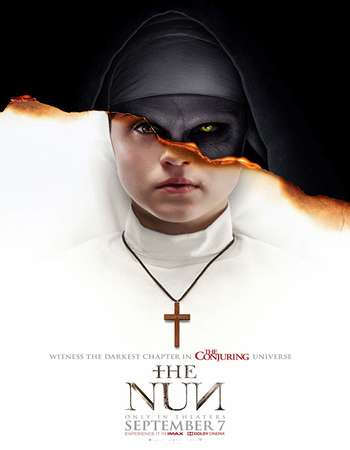 The Nun 2018 Hindi ORG Dual Audio 500MB BluRay 720p ESubs HEVC
