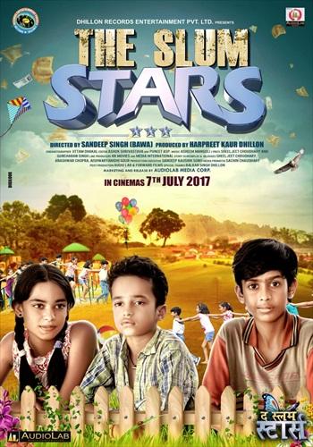 The Slum Stars 2017 HDTV 720p Hindi 900MB