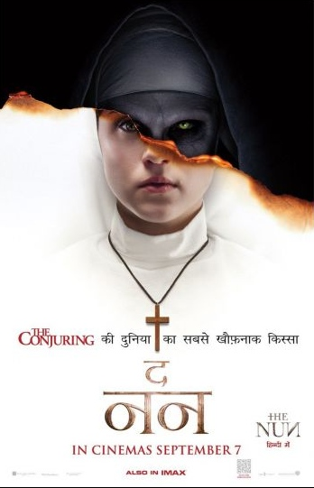 The Nun 2018 Dual Audio 720p [हिंदी + English] HDCam