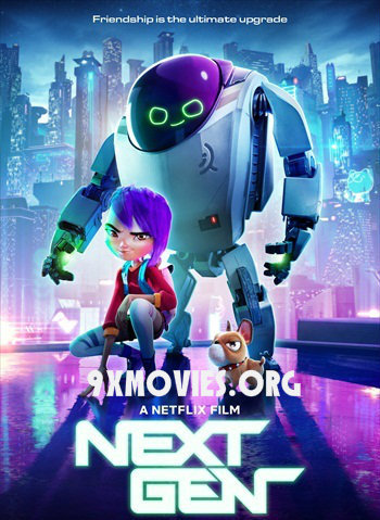 Next Gen 2018 English 720p WEB-DL 850MB ESubs