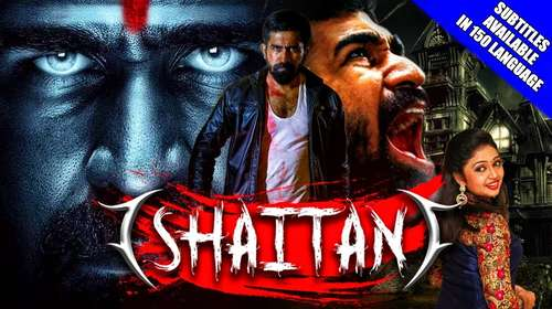 Shaitan 2018 Hindi Dubbed Full Movie 300mb Download