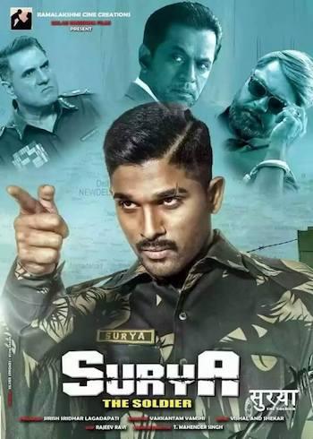 Surya The Soldier 2018 Dual Audio Hindi UNCUT Full Movie Download