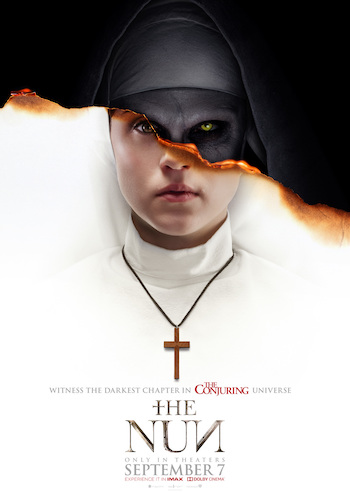 The Nun 2018 Hindi Dubbed Movie Download