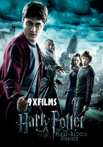 Harry Potter And The Half Blood Prince 2009 Dual Audio Hindi Full Movie Download