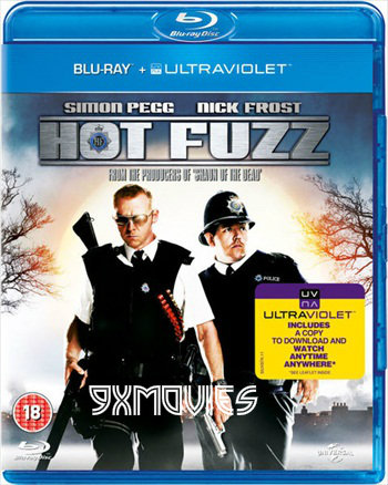Hot Fuzz 2007 English 720p BRRip 1GB ESubs