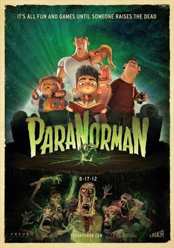 ParaNorman 2012 BRRip 720p Dual Audio Hindi 1GB