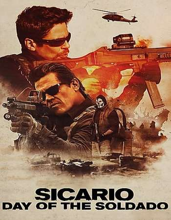 Sicario Day of the Soldado 2018 English 720p AMZN Web-DL 950MB ESubs