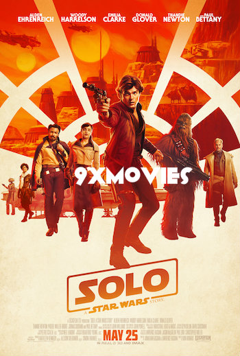 Solo a Star Wars Story 2018 English 720p BRRip 999MB ESubs