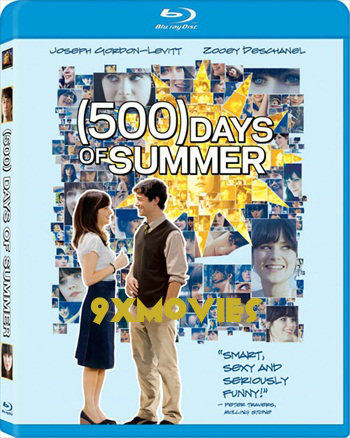500 Days of Summer 2009 English 720p BRRip 850MB ESubs