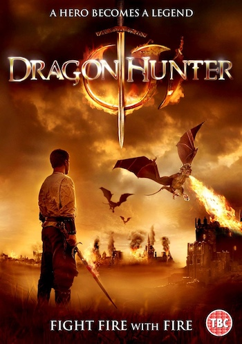 Dragon Hunter 2009 BRRip 720p Dual Audio Hindi 800MB
