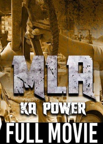 MLA Ka Power 2018 Hindi Dubbed Full Movie Download