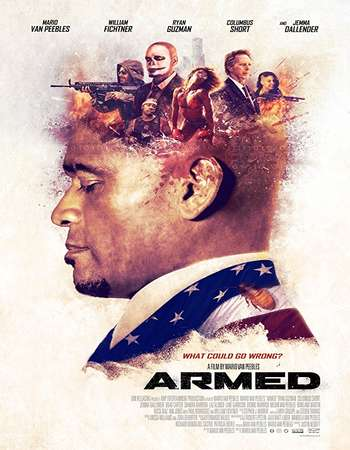 Armed 2018 English 720p Web-DL 950MB
