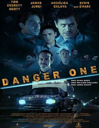 Danger One 2018 English 720p Web-DL 800MB ESubs