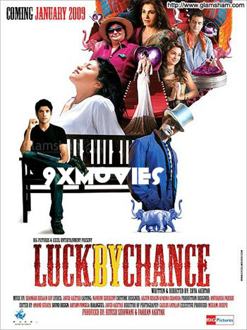 Luck By Chance 2009 Hindi 720p HDRip 1.1GB