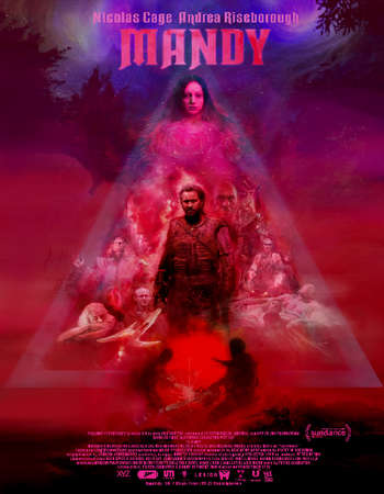 Mandy 2018 English 720p AMZN Web-DL 950MB ESubs