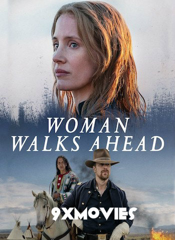 Woman Walks Ahead 2017 English BluRay Movie Download