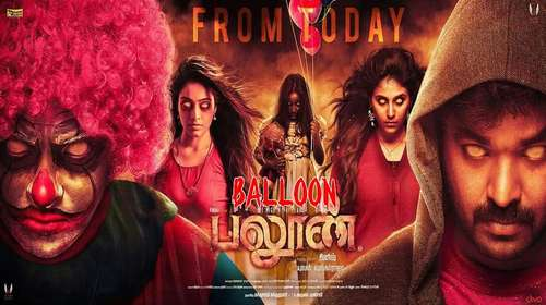 Balloon 2018 Hindi Dubbed 720p HDRip x264
