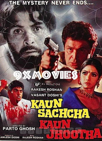 Kaun Sachcha Kaun Jhootha 1997 Hindi 720p HDRip 999mb