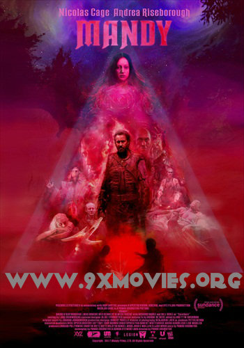Mandy 2018 English 720p WEB-DL 950MB ESubs