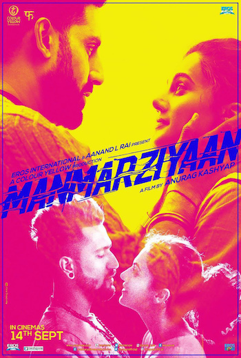 Manmarziyaan 2018 Hindi Full Movie Download