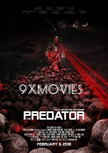 The Predator 2018 Dual Audio Hindi Full Movie Download