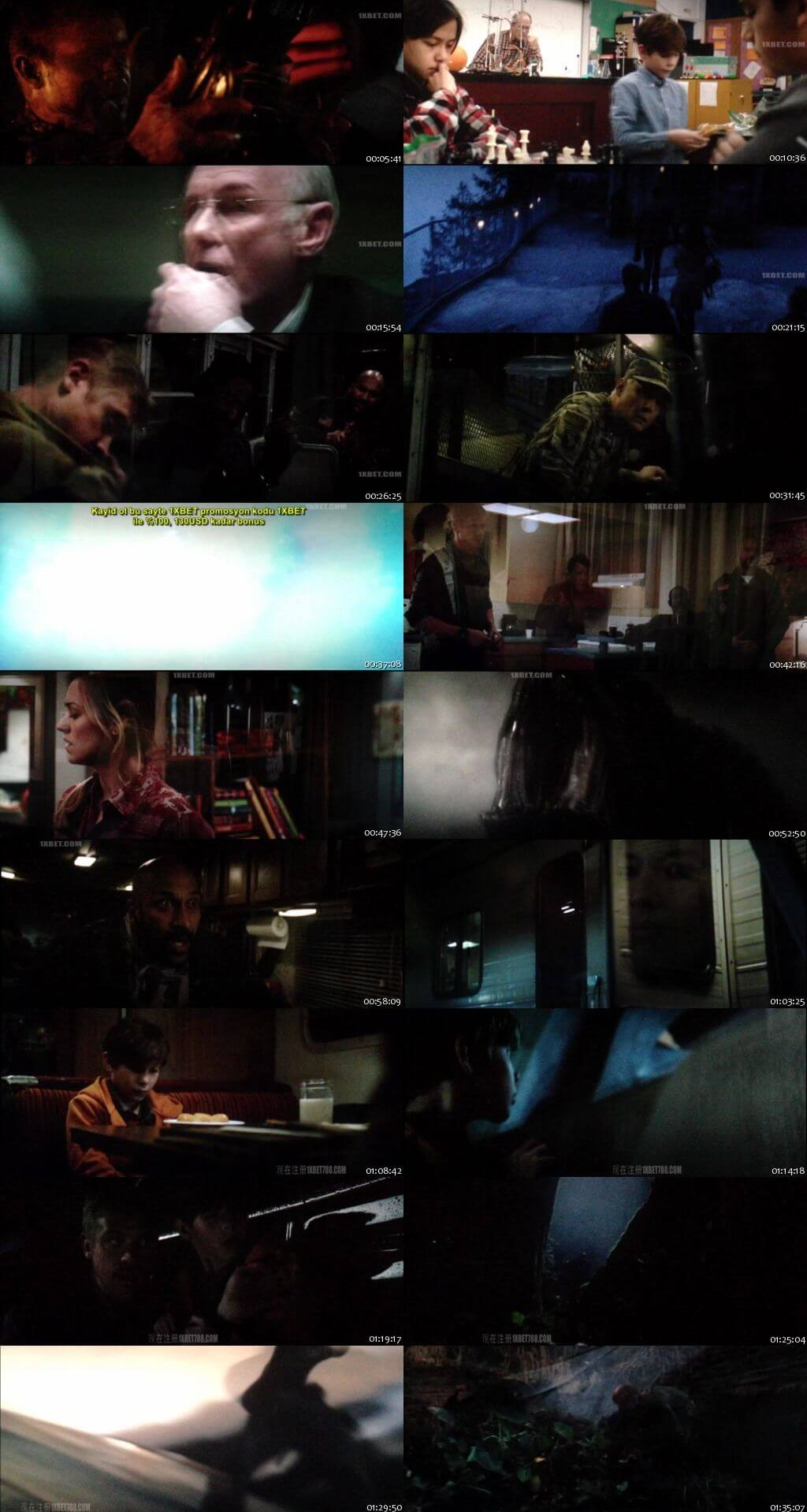 The Predator 2018 Dual Audio Hindi HDCam Full Movie Download HD