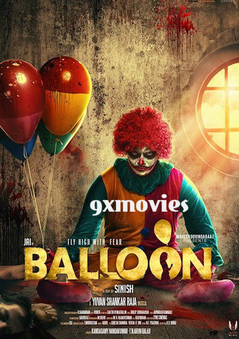 Balloon 2018 Hindi Dubbed 720p HDRip 999mb