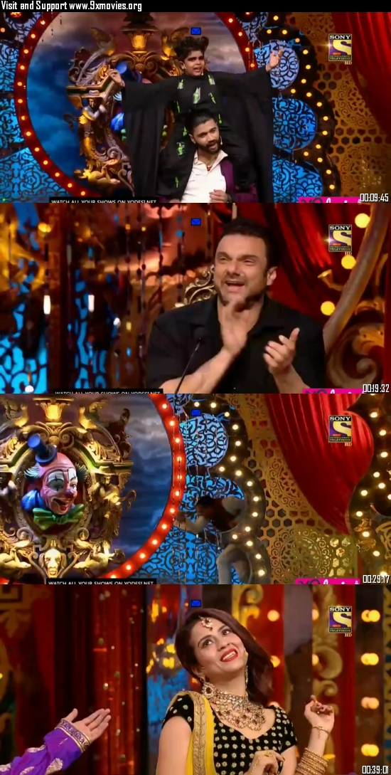 Comedy Circus 15 September 2018 HDTV 480p 200MB