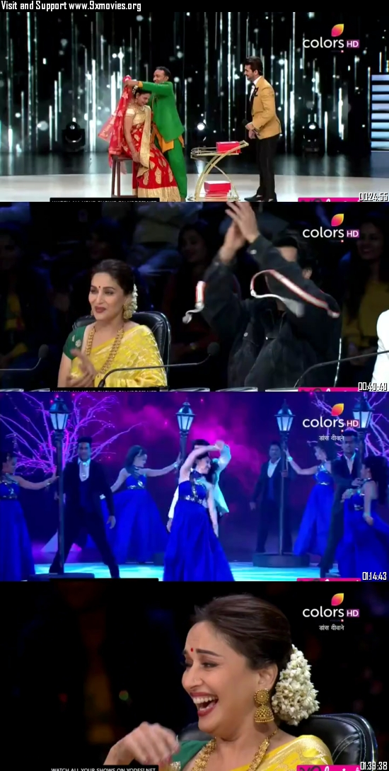 Dance Deewane 15 September 2018 Grand Finale HDTV 480p 300MB