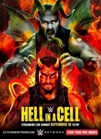 WWE Hell In A Cell 2018 PPV Full Episode Download