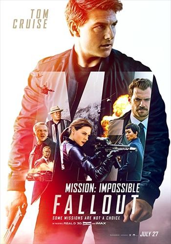 Mission Impossible Fallout 2018 HDRip 720p Dual Audio Hindi 900MB