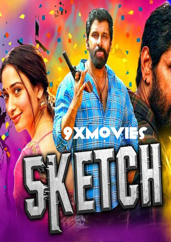 Sketch 2018 Hindi Dubbed 720p HDRip 800mb