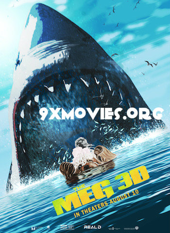 The Meg 2018 Dual Audio Hindi 720p HDRip 950mb