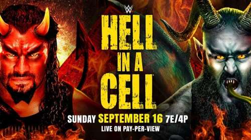 WWE Hell In A Cell 16th September 2018 800MB PPV WEBRip 480p