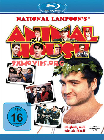 Animal House 1978 Dual Audio Hindi 720p BluRay 900mb