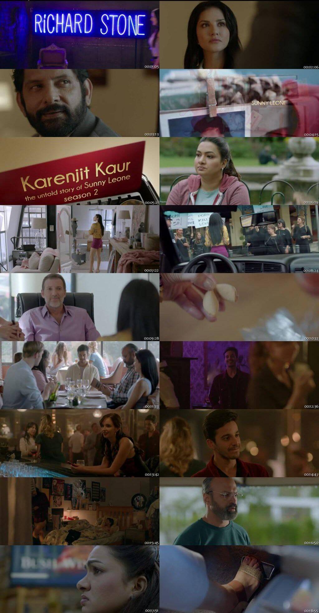 Karenjit Kaur – The Untold Story of Sunny Leone Hindi BluRay Full Movie Download HD