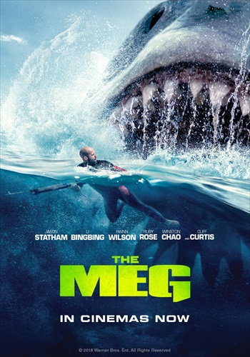 The Meg 2018 Dual Audio Hindi Full Movie Download
